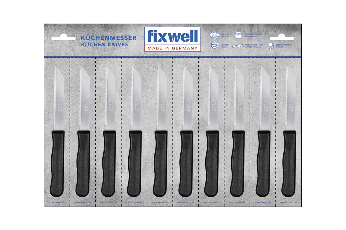 Küchenmesser – 10er Set
