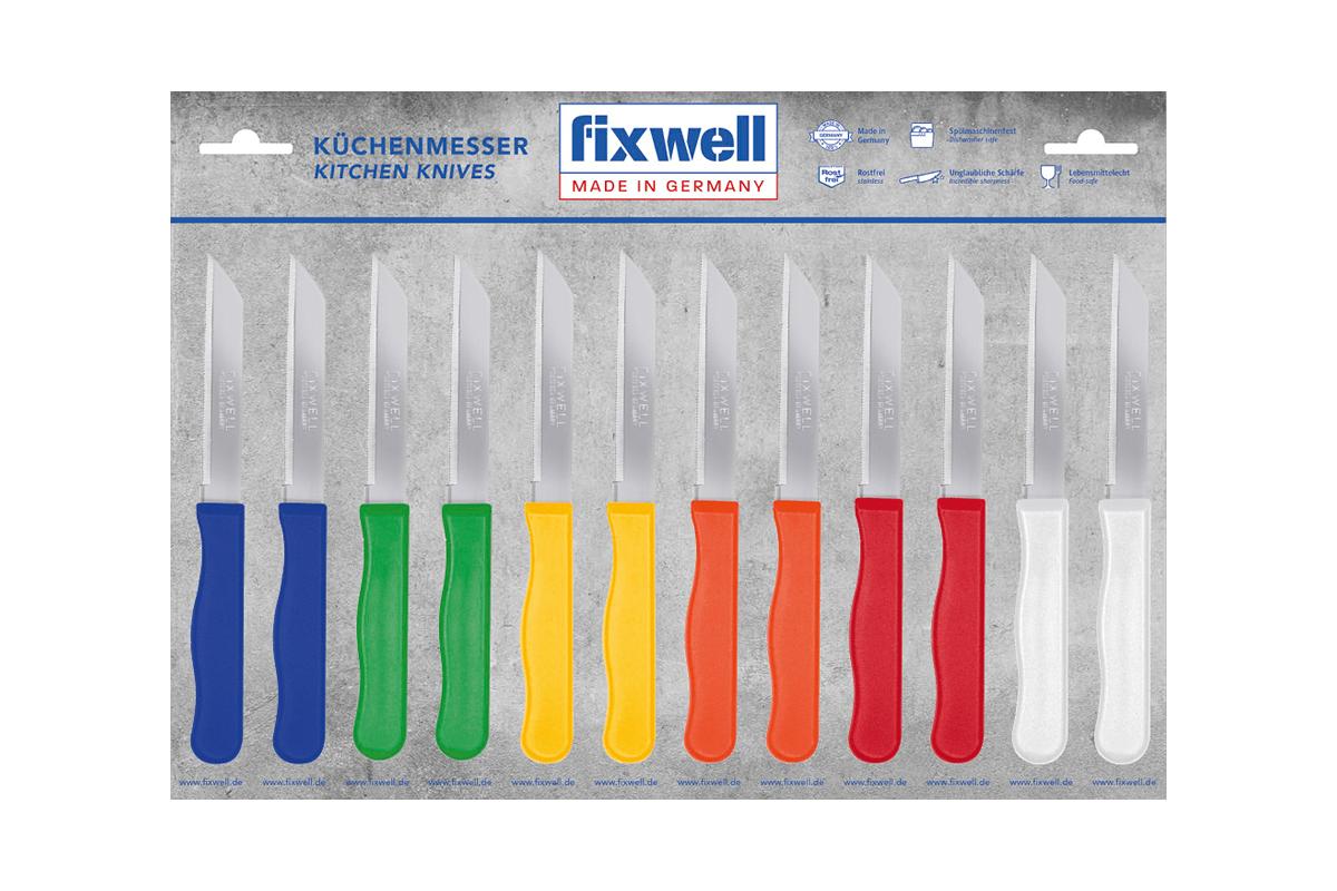 Küchenmesser – 12er Set